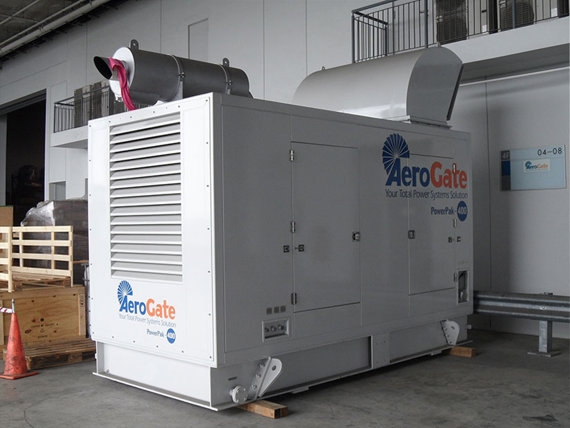 Aero Gate - Power Generation Equipment for Sale